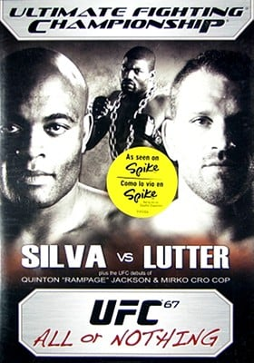 Ufc 67: All or Nothing