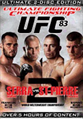 Ufc 83: Serra vs. St. Pierre