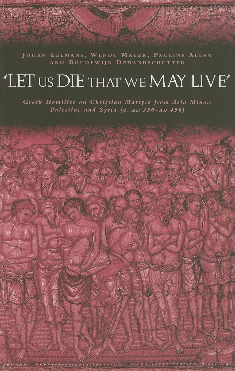 'Let us die that we may live' EB9780203413456