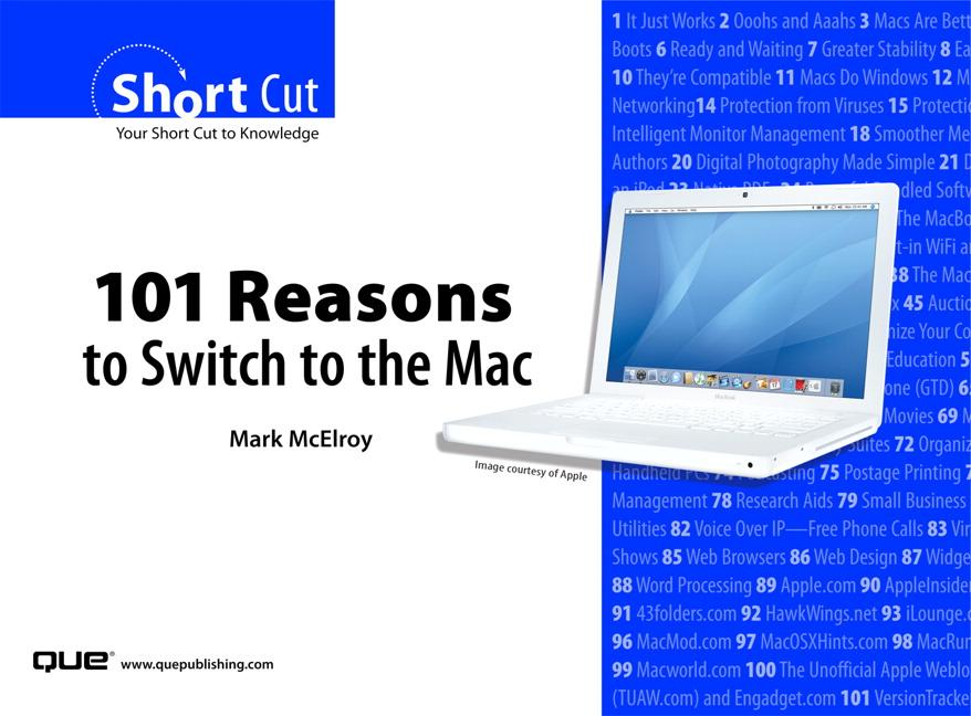 101 Reasons to Switch to the Mac EB9780768668728