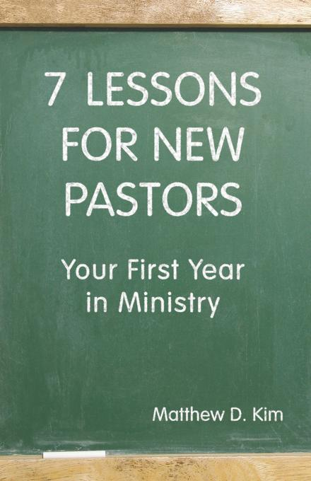 7 Lessons for New Pastors EB9780827234888