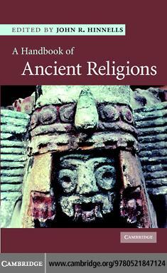 A Handbook of Ancient Religions EB9780511271250