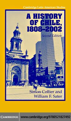 A History of Chile 1808-2002 2ed EB9780511227516