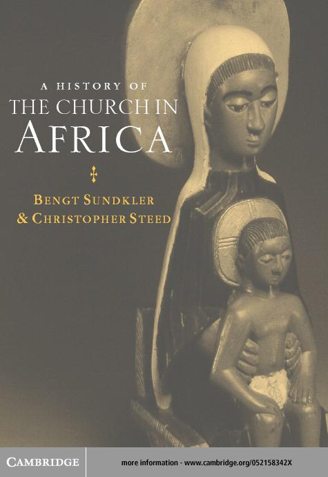 A History of the Church in Africa EB9780511038792