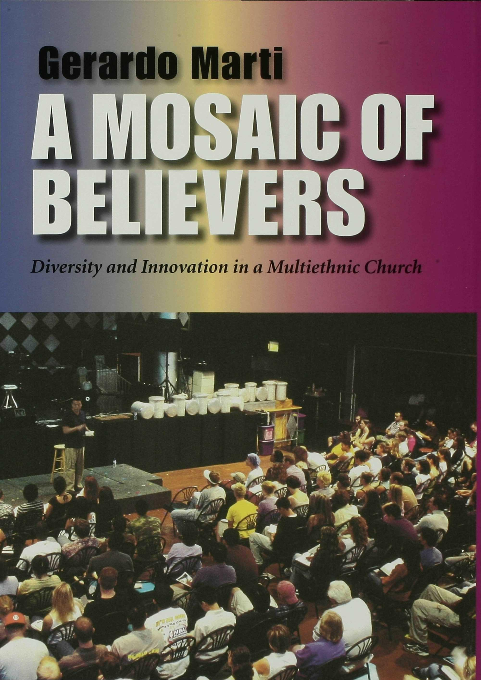A Mosaic of Believers EB9780253110497