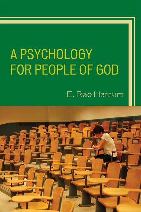 A Psychology for People of God EB9780761858713