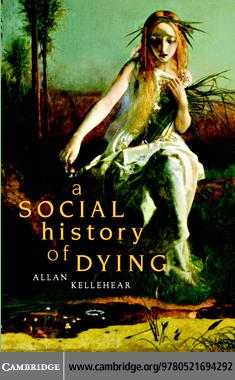 A Social History of Dying EB9780511292293