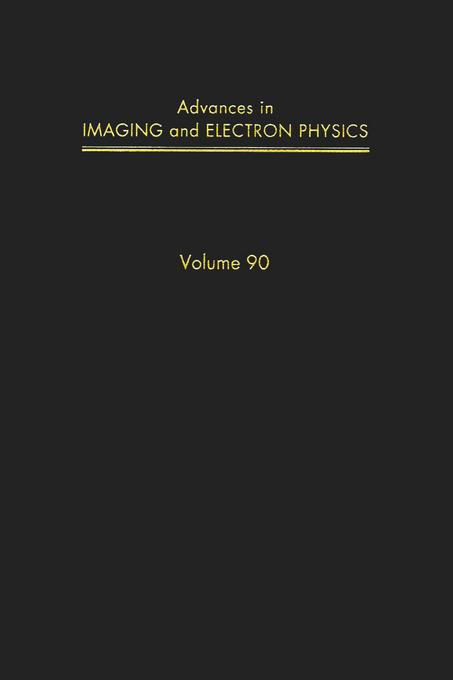 ADV IMAGING AND ELECTRON PHYSICS V90 EB9780080577562
