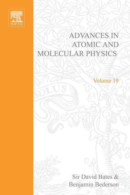 ADV IN ATOMIC & MOLECULAR PHYSICS V19 EB9780080564791