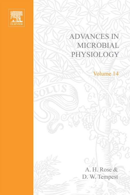 ADV IN MICROBIAL PHYSIOLOGY VOL 14 APL EB9780080579740
