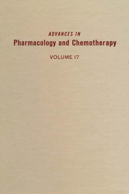 ADV IN PHARMACOLOGY &CHEMOTHERAPY VOL 17 EB9780080581088