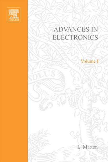ADVANCES ELECTRONC &ELECTRON PHYSICS V1 EB9780080576626