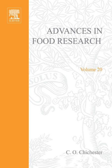 ADVANCES IN FOOD RESEARCH VOLUME 20 EB9780080567655
