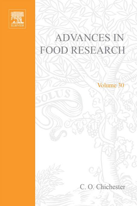 ADVANCES IN FOOD RESEARCH VOLUME 30 EB9780080567754
