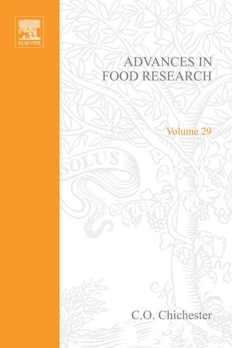 ADVANCES IN FOOD RESEARCH VOLUME 6 EB9780080567518