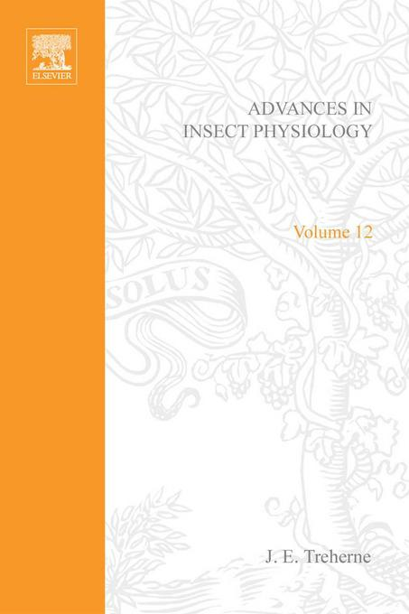 ADVANCES IN INSECT PHYSIOLOGY VOL12 APL EB9780080579085