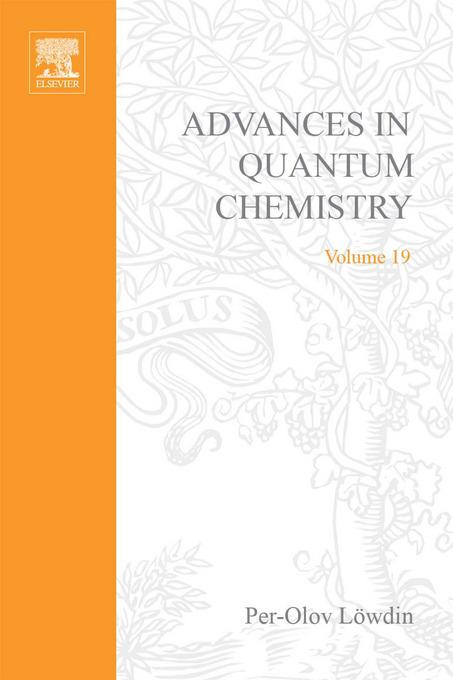 ADVANCES IN QUANTUM CHEMISTRY VOL 19 EB9780080582443