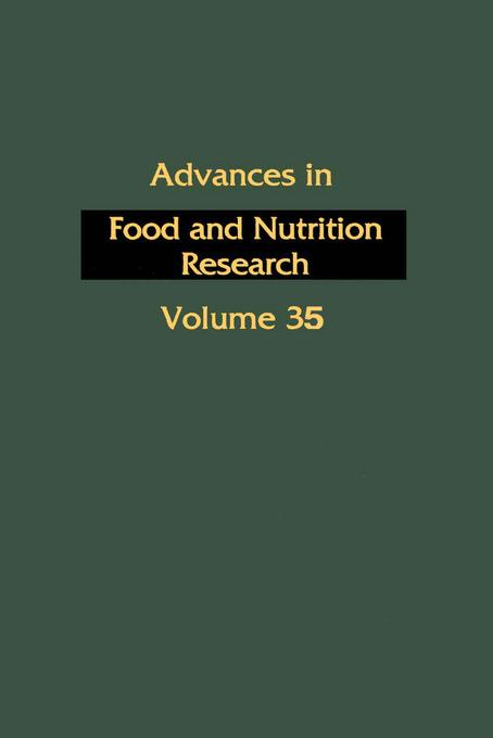 ADVANCS IN FOOD & NUTRITION RESEARCH,V35 EB9780080567808