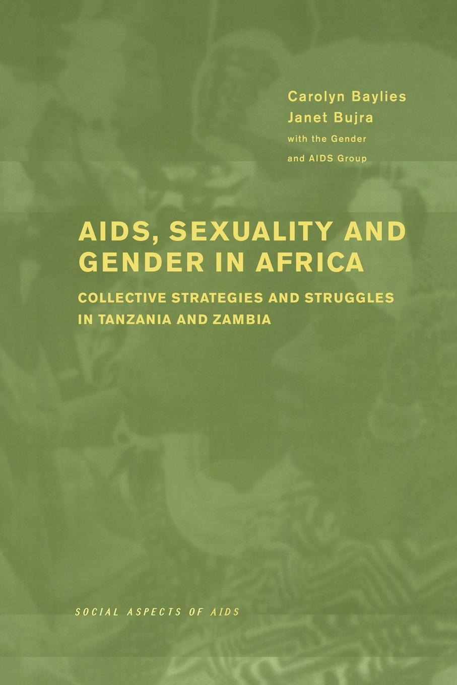 AIDS Sexuality and Gender in Africa EB9780203495292