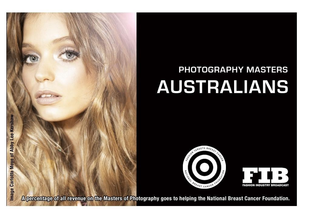 AUSTRALIAN MASTERS OF PHOTOGRAPHY EB9780980818437