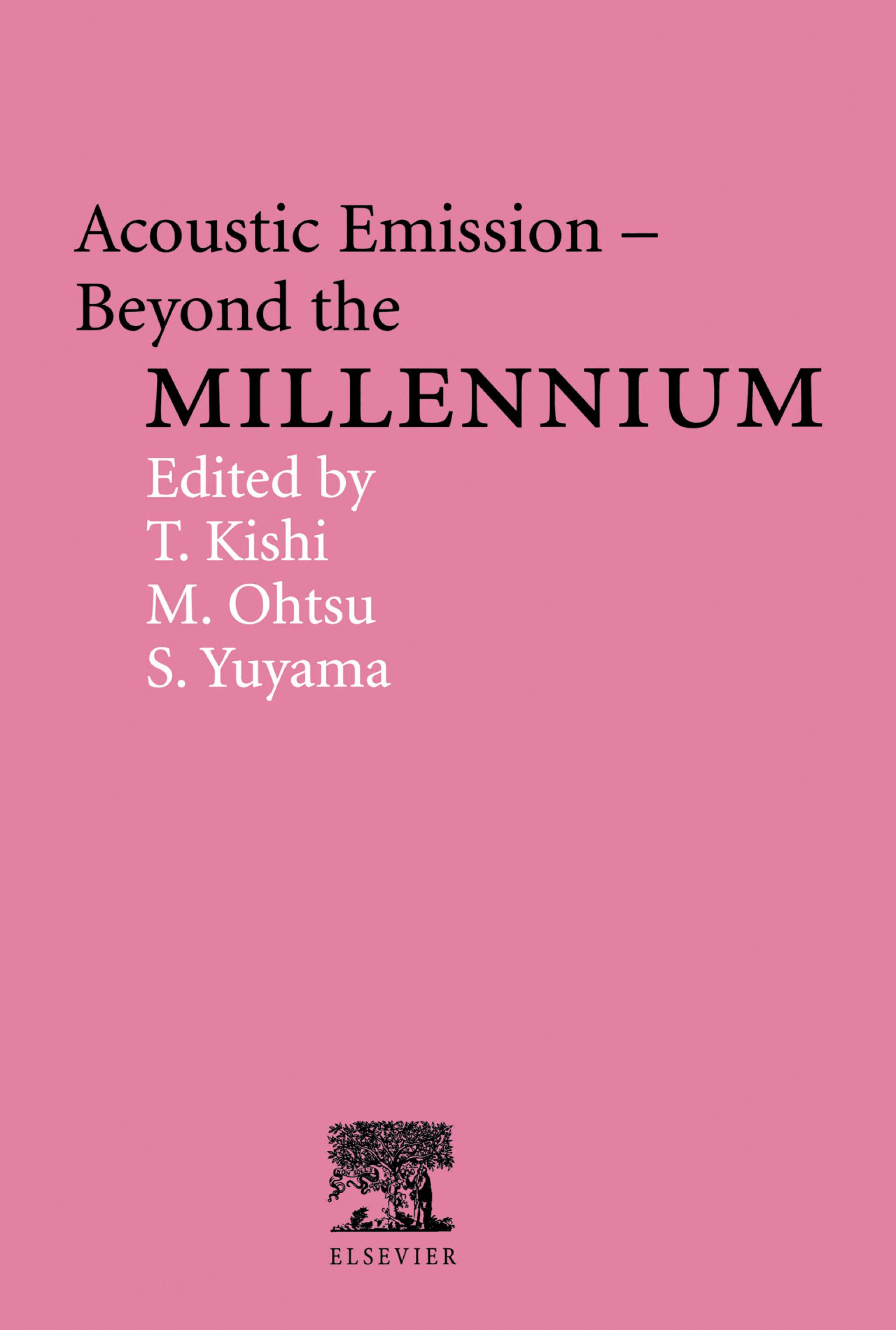 Acoustic Emission - Beyond the Millennium EB9780080546346