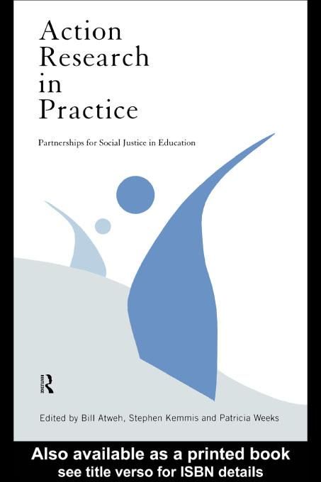 Action Research in Practice EB9780203200001