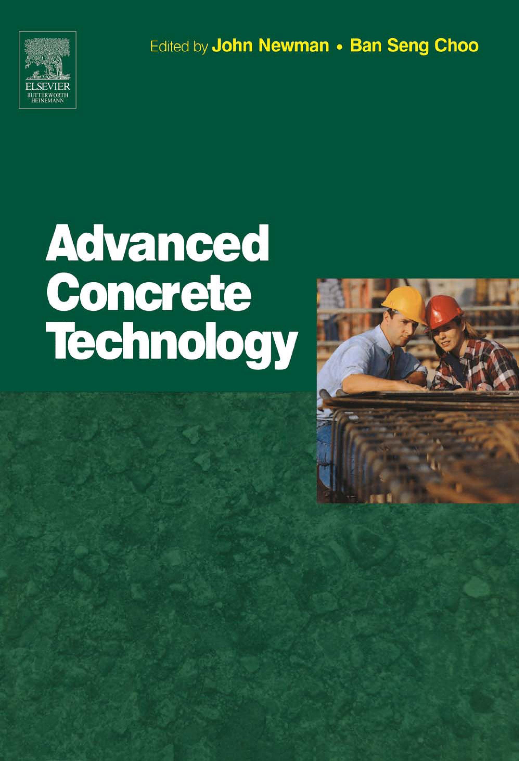 Advanced Concrete Technology Set EB9780080526560