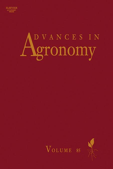 Advances in Agronomy EB9780080490182