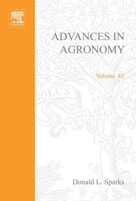 Advances in Agronomy EB9780080524351