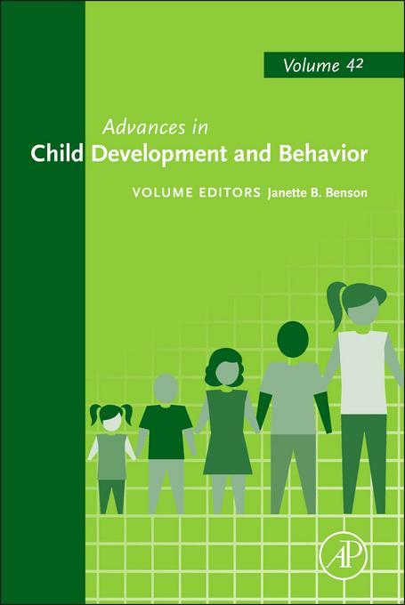 Advances in Child Development and Behavior EB9780123982858