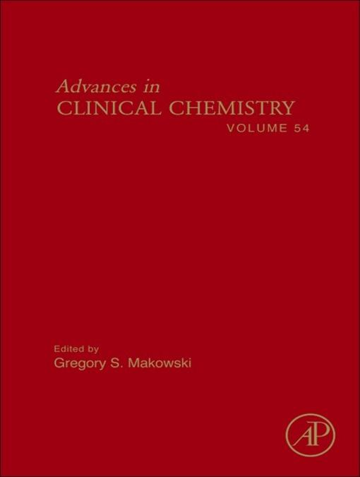 Advances in Clinical Chemistry EB9780123858566