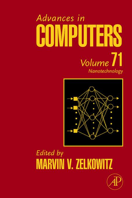 Advances in Computers: Nanotechnology EB9780080545103