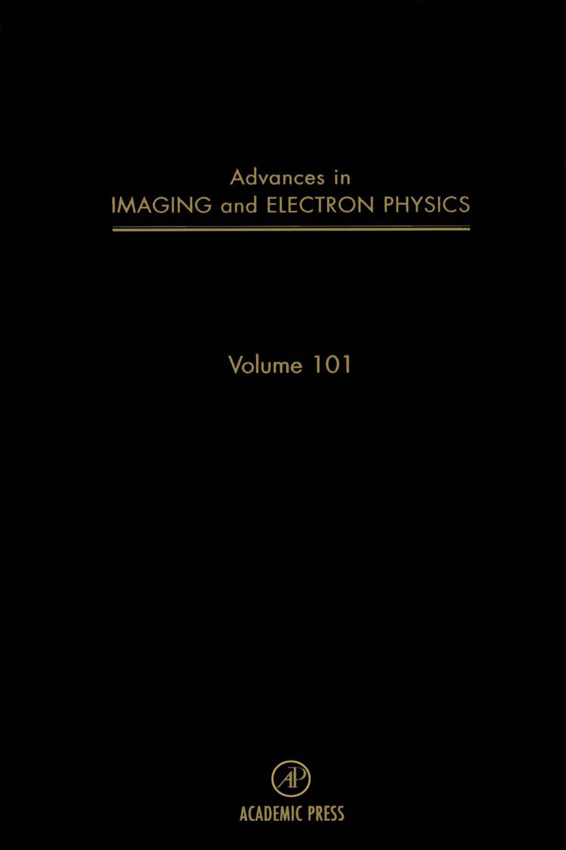 Advances in Imaging and Electron Physics EB9780080577678