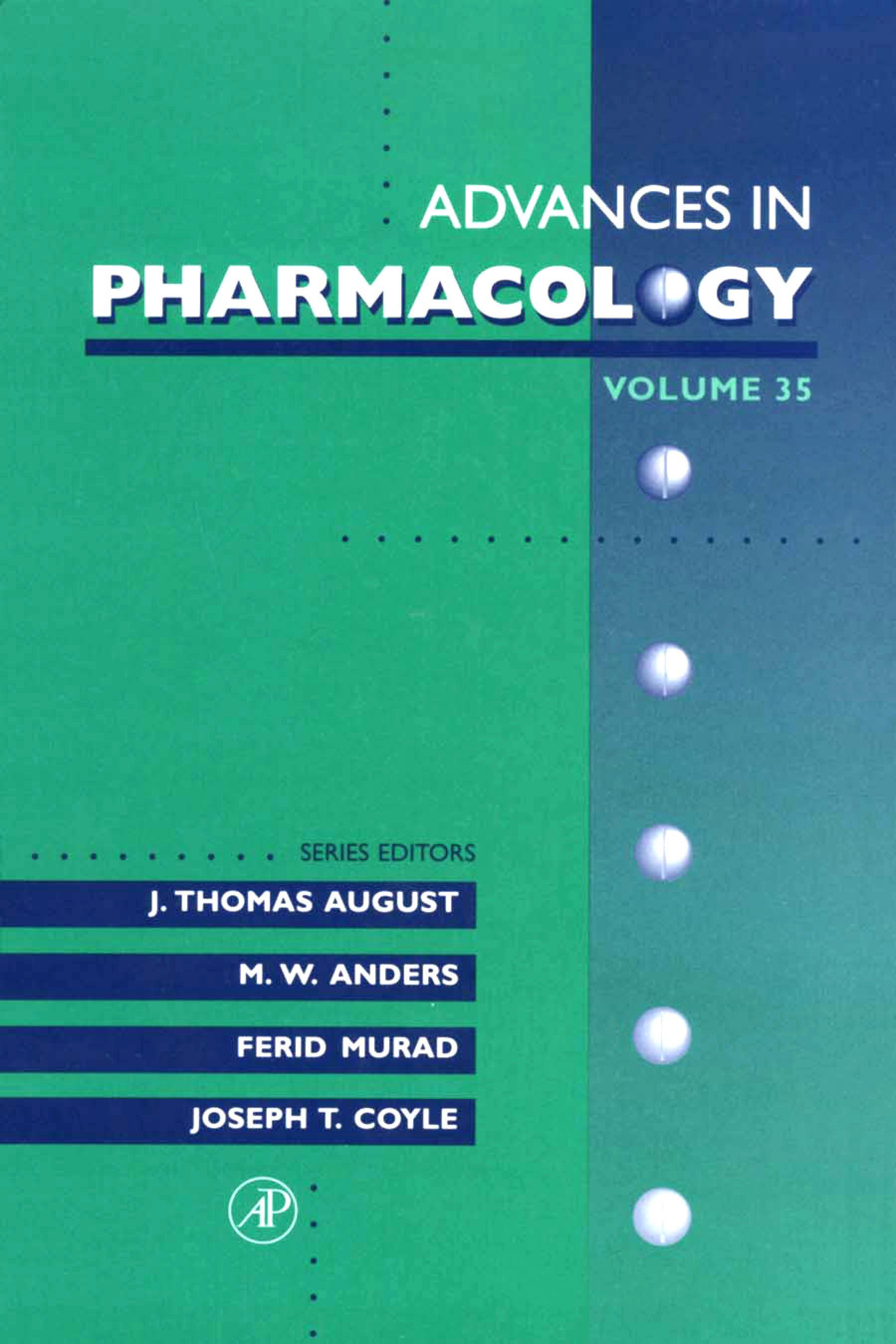 Advances in Pharmacology EB9780080581279