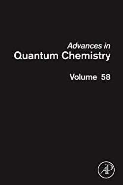 Advances in Quantum Chemistry Erkki J. Brandas, John R. Sabin