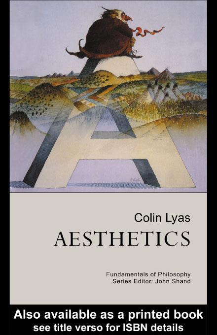 Aesthetics EB9780203136829
