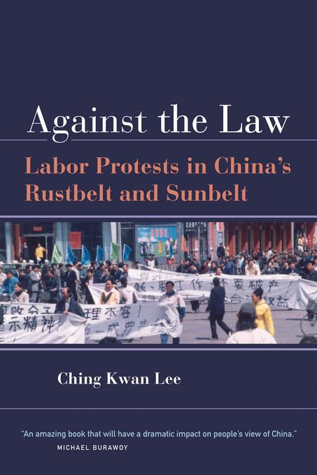 Against the Law: Labor Protests in China's Rustbelt and Sunbelt EB9780520940642