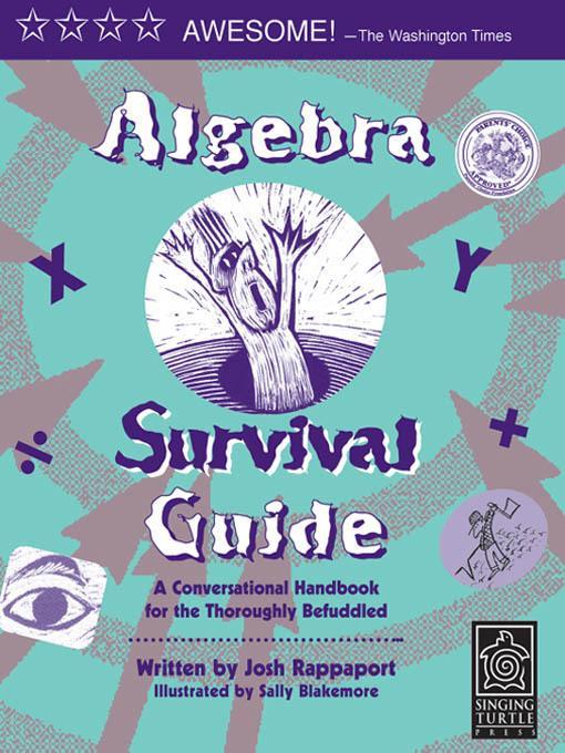 Algebra Survival Guide EB9780984638161