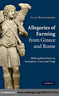 Allegories of Farming from Greece and Rome EB9780511730481