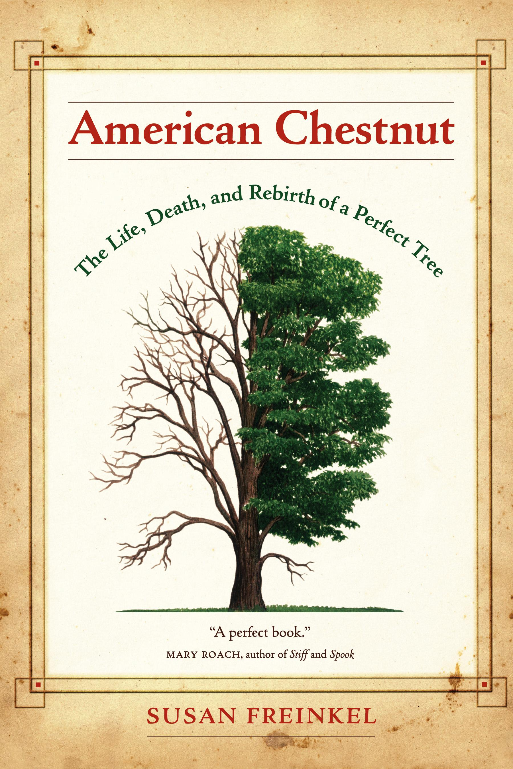 American Chestnut: The Life, Death, and Rebirth of a Perfect Tree EB9780520932739