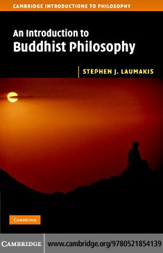 An Introduction to Buddhist Philosophy EB9780511380082