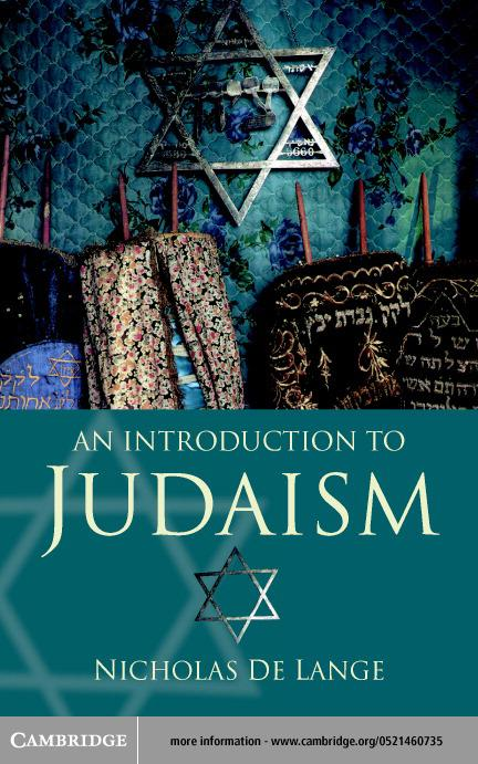 An Introduction to Judaism EB9780511037672