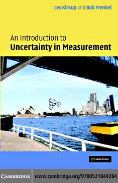 An Introduction to Uncertainty in Measurement EB9780511189999