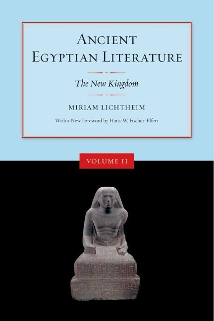 Ancient Egyptian Literature EB9780520933064