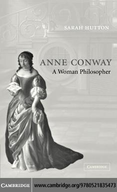 Anne Conway EB9780511227271