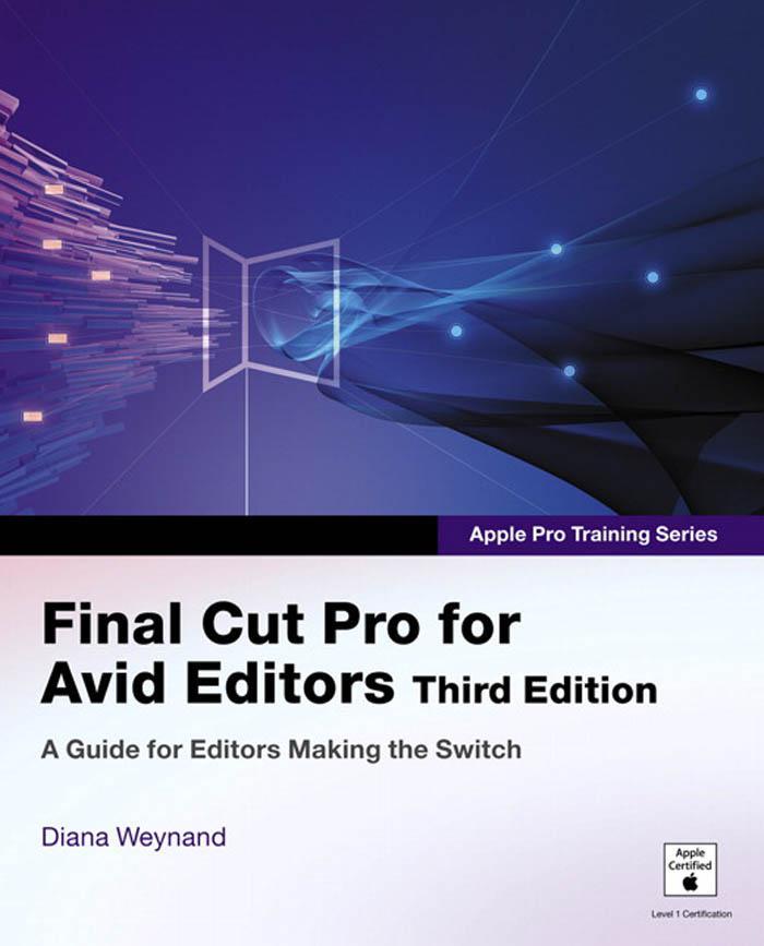 Apple Pro Training Series: Final Cut Pro for Avid Editors EB9780321533388