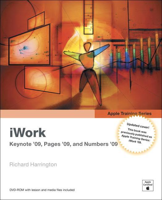 Apple Training Series: iWork 09 EB9780132089265