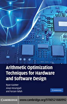 Arithmetic Optimization Techniques for Hardware and Software Design EB9780511718083