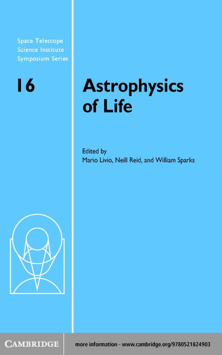 Astrophysics of Life EB9780511079269