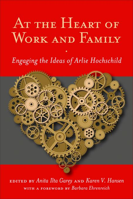 At the Heart of Work and Family EB9780813550824